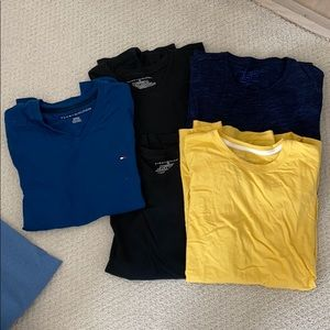 New banana republic Tommy Hilfiger T-shirt Bundle